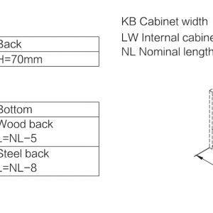 P71_Drawer_Back+Bottom_Dinensions_Drawing