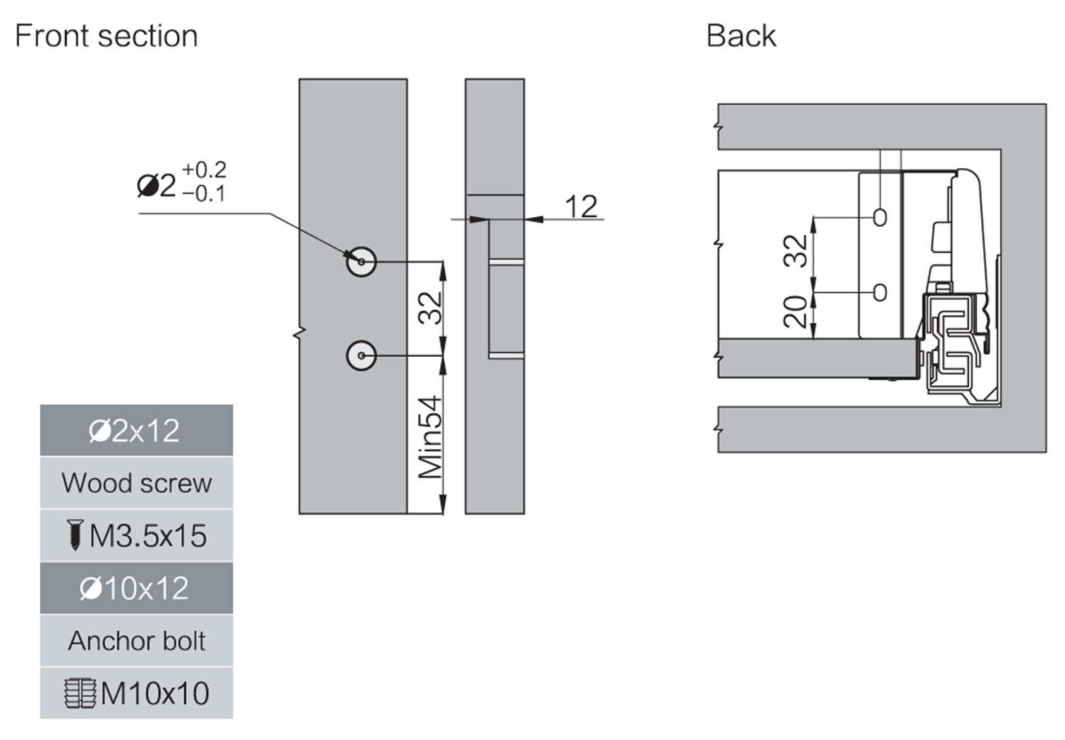 P71_Drawer_Installation_Dimensions_Drawing