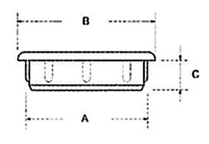 P82_Hinge_Hole_Cover_Cap_Drawing