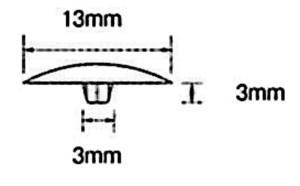 P82_Screw_Cover_Cap_Pozi_Drawing