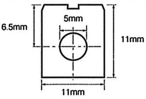 P90_Barrel_Nut_Drawing
