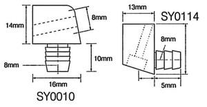 P90_Worktop_Block_Drawing